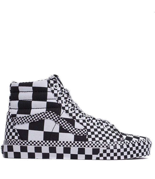 VANS SK8-Hi (All Over Checkerboard)