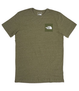 THE NORTH FACE BOXED OUT TRI-BLEND TEE