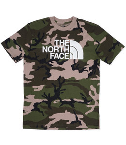 THE NORTH FACE CAMO HALF DOME TEE