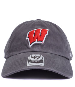 '47 BRAND BADGERS FLYING W CLEAN UP HAT