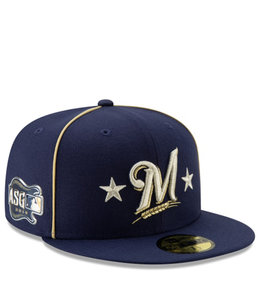 NEW ERA BREWERS 2019 ALL-STAR GAME 59FIFTY FITTED