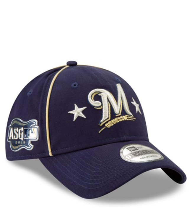 NEW ERA Brewers 2019 All-Star Game 9Twenty Adjustable Hat