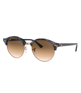 RAY-BAN CLUBROUND FLECK