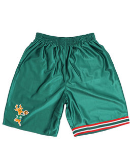 MITCHELL AND NESS BUCKS DAZZLE SHORT