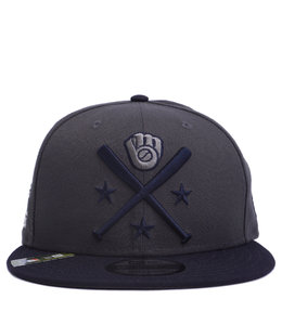 NEW ERA BREWERS 2019 ALL-STAR GAME WORKOUT SNAPBACK