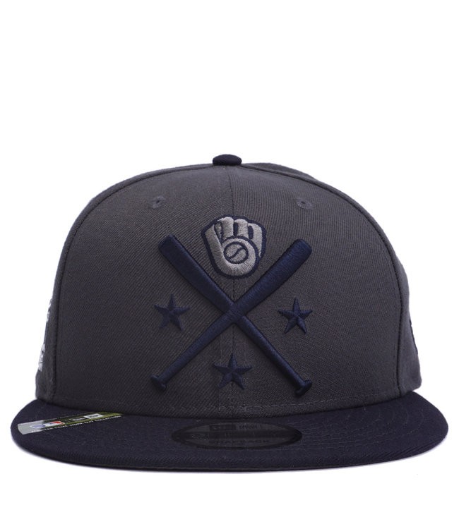 5b1eead5bf004 Brewers 2019 All-Star Game Workout 9Fifty Snapback
