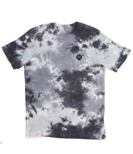 RVCA HAPPY SAD TIE DYE TEE