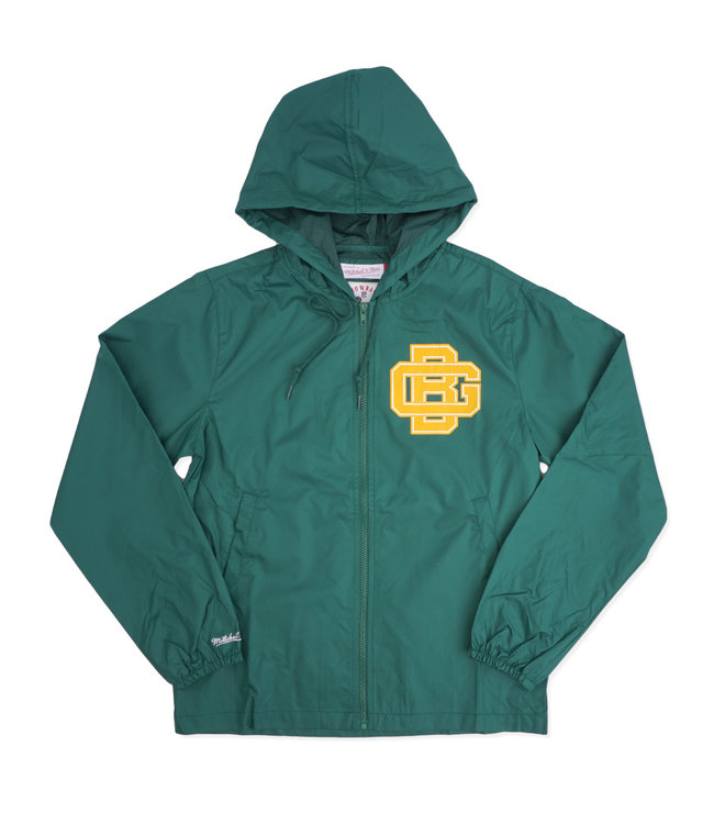 MITCHELL AND NESS Packers Team Captain Windbreaker