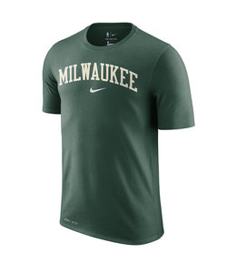 NIKE BUCKS MILWAUKEE TEE