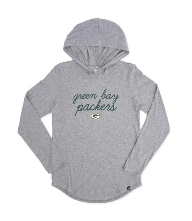 '47 BRAND Packers Women's Club Hoodie
