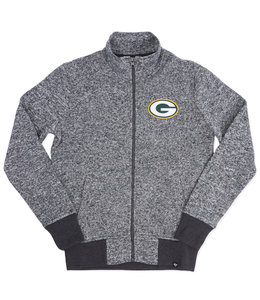 '47 BRAND PACKERS WOMENS KODIAK FULL ZIP