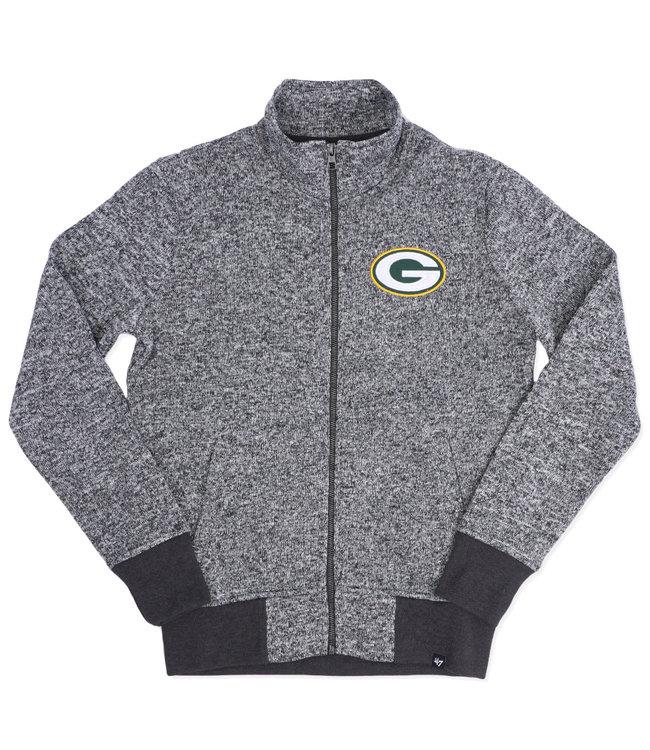 '47 BRAND Packers Women's Kodiak Full Zip