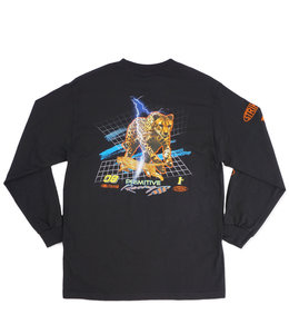 PRIMITIVE SPEED LONG SLEEVE TEE