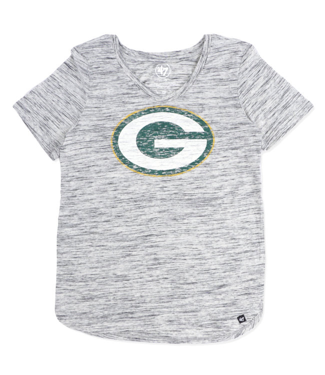 '47 BRAND Packers Women's Haze Tee