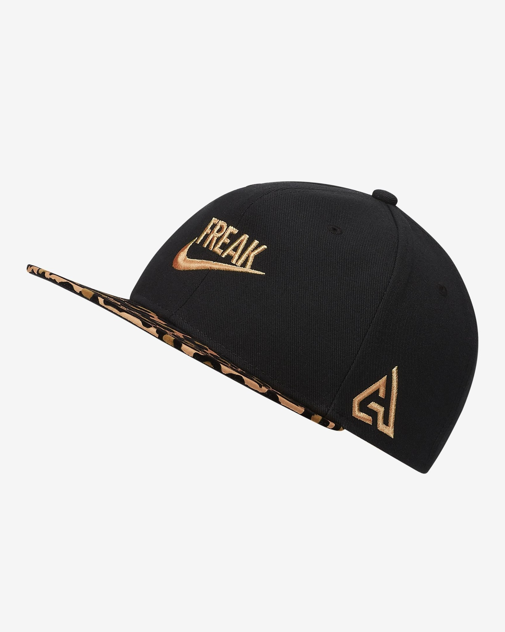 super specials official buying cheap Nike Bucks Giannis 'Coming To America' Snapback Hat - Black/Copper