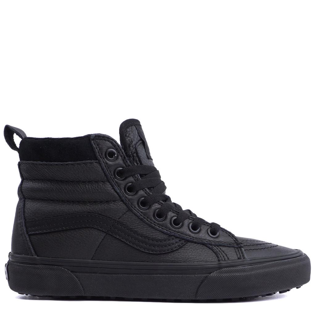 Vans SK8-Hi MTE Shoes - Leather/Black | VN0A4BV7XKN
