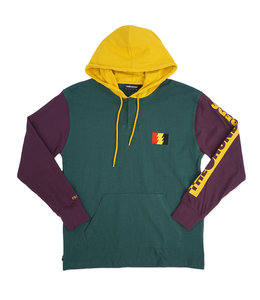 THE HUNDREDS MILLER HOODED L/S SHIRT