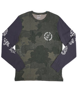 STANCE FLOOR LONG SLEEVE TEE