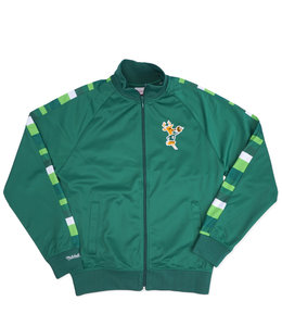 MITCHELL AND NESS BUCKS HWC BANGO TRACK JACKET