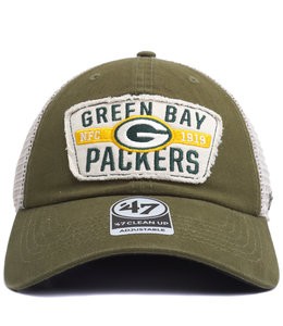 '47 BRAND PACKERS CRAWFORD CLEAN UP HAT