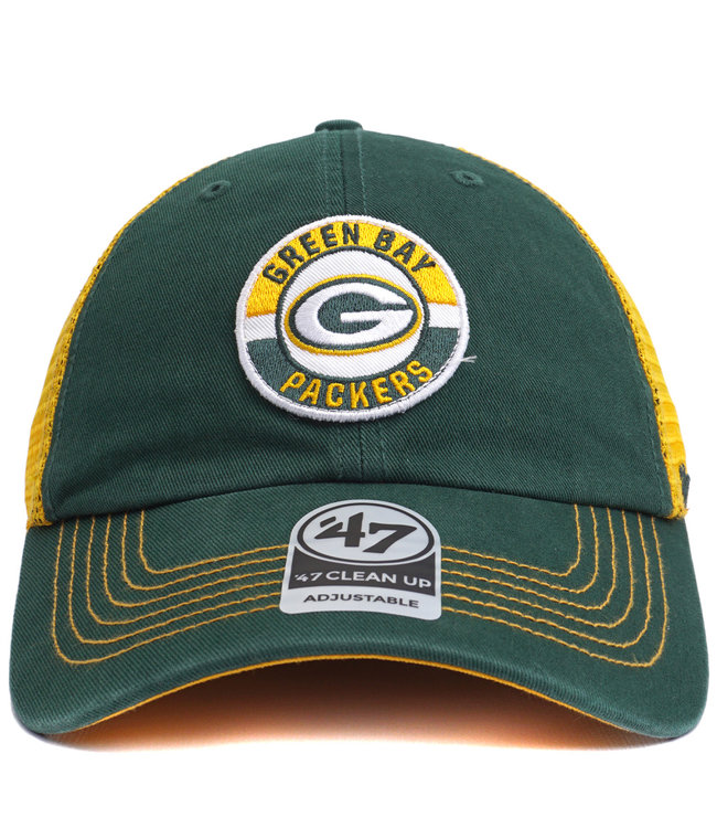 '47 BRAND Packers Porter Clean Up Hat