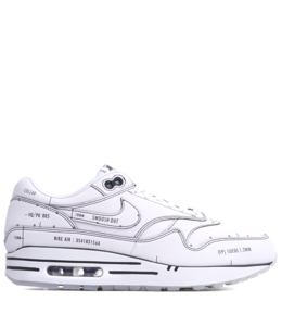 NIKE AIR MAX 1 'SCHEMATIC SKETCH TO SELF'