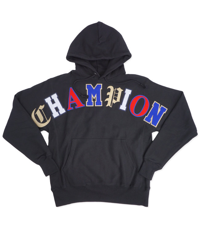 Champion Reverse Weave Old English Pullover Hoodie