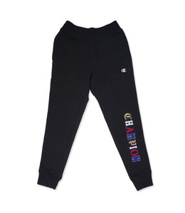 CHAMPION REVERSE WEAVE OLD ENGLISH JOGGERS