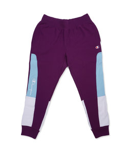 CHAMPION REVERSE WEAVE SIDE BLOCK JOGGERS