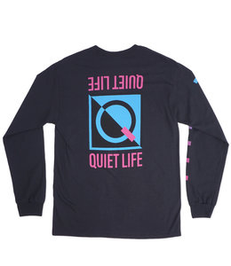 THE QUIET LIFE DATA LONG SLEEVE TEE