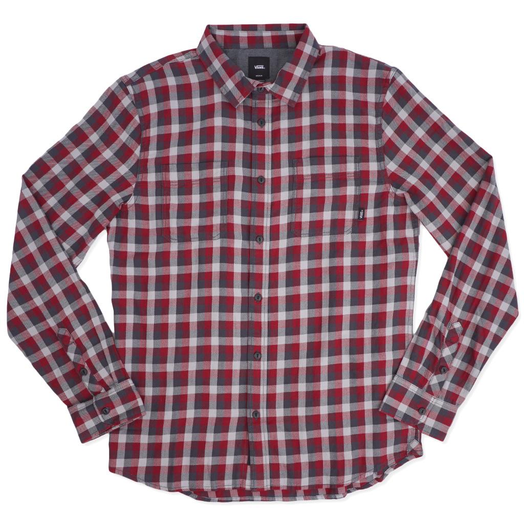 df2eded3 Vans Alameda Flannel Shirt - Biking Red | VN0A36HL1OA