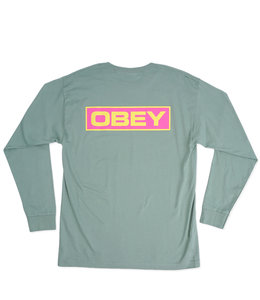 OBEY DEPOT 2 LONG SLEEVE TEE