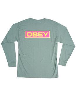 OBEY DEPOT 2 LONG SLEEVE TEE