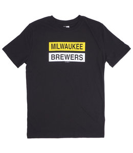 NEW ERA BREWERS BOXED TEE