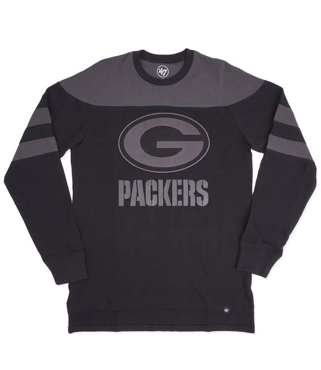 '47 BRAND Packers Gunner Crew Top