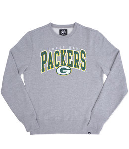 '47 BRAND PACKERS VARSITY BLOCK CREWNECK