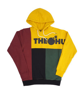 THE HUNDREDS BARTER PULLOVER HOODIE