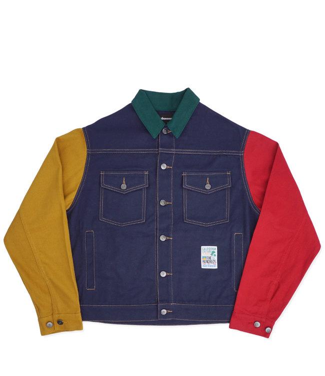 THE HUNDREDS Dawes Trucker Jacket