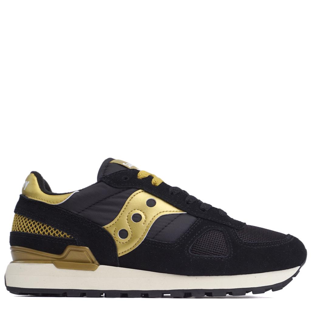 meilleure sélection 9a108 db556 Saucony Shadow Original Shoes - Black/Gold   S2108-715