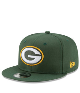 NEW ERA PACKERS BASIC 9FIFTY SNAPBACK HAT