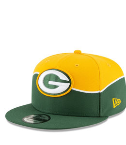 NEW ERA PACKERS ON-STAGE DRAFT 9FIFTY SNAPBACK HAT