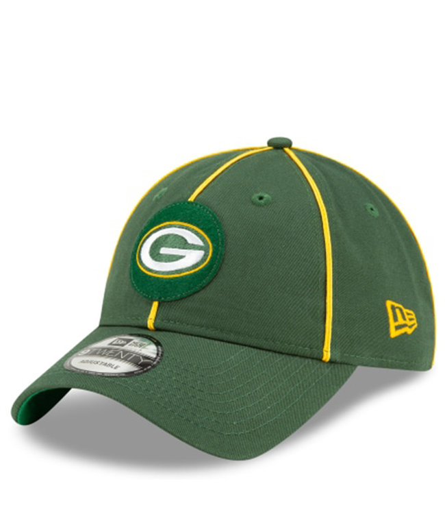 NEW ERA Packers Sideline Home 9Twenty Hat
