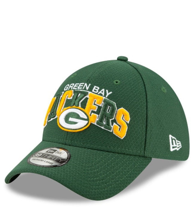 NEW ERA Packers Sideline Colorway 39Thirty Stretch Hat