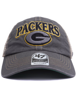 '47 BRAND PACKERS TUSCALOOSA CLEAN UP HAT
