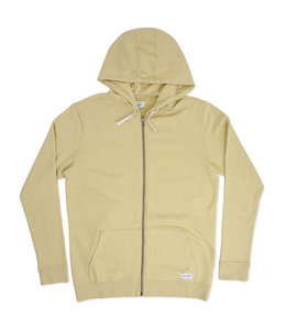 BANKS JOURNAL PRIMARY ZIP FLEECE HOOD