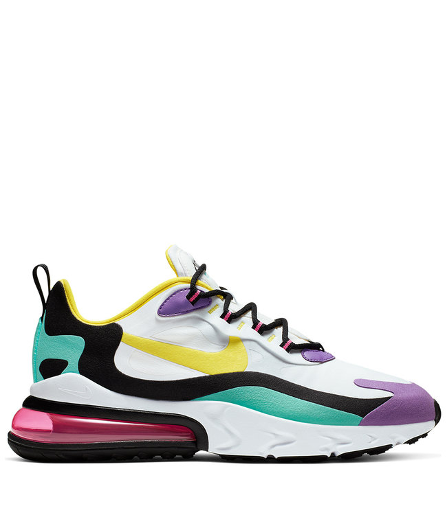 Air Max 270 React (Geometric Abstract)