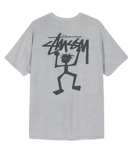 STUSSY WARRIOR MAN TEE