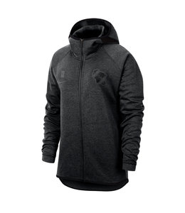 NIKE BUCKS WOMENS SHOWTIME ZIP HOOD