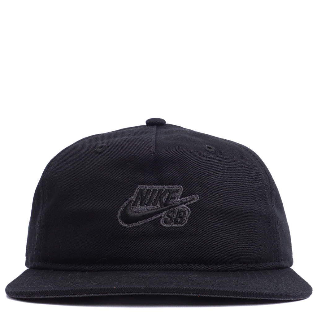 free delivery where can i buy new high Nike SB SB Snapback Hat - Black/Anthracite | CI4460-010