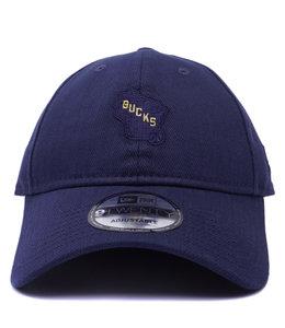 NEW ERA BUCKS STATE LOGO 9TWENTY HAT